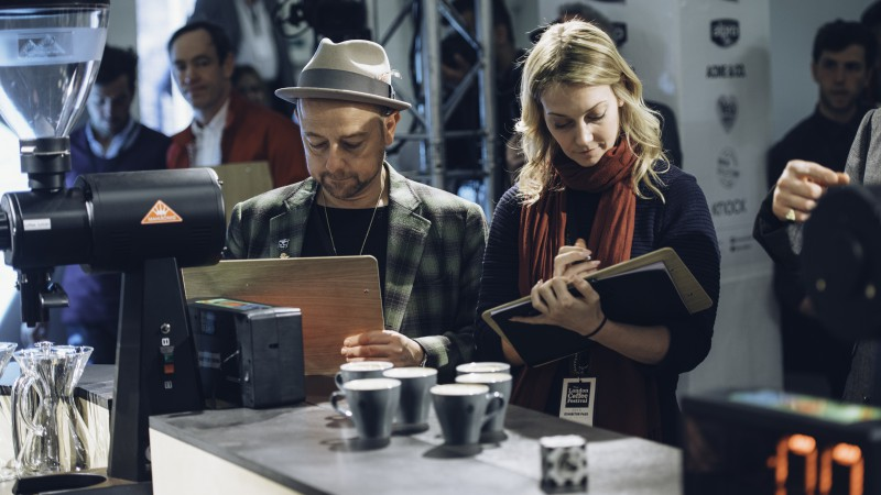 Judges and MCs Announced for Coffee Masters London, 2017