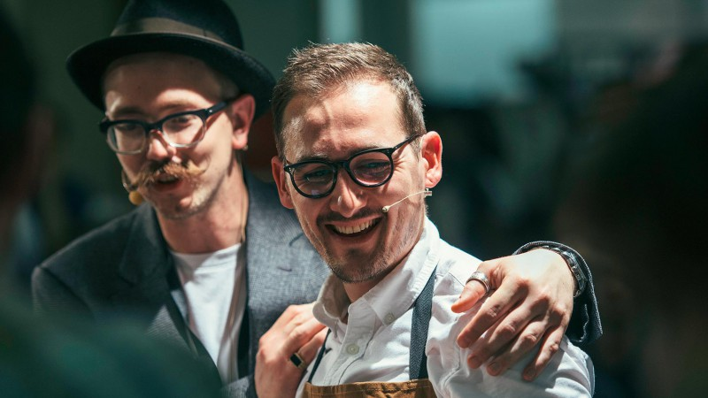 Winner of the first Coffee Masters competition revealed…