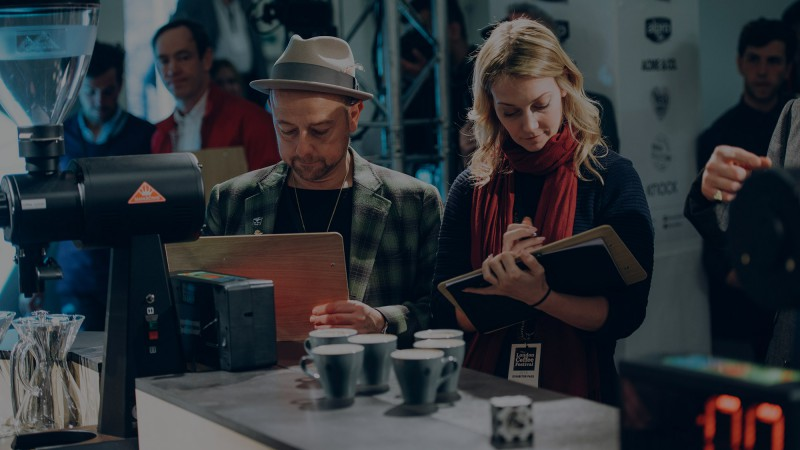 Introducing Our Coffee Masters Judges and MCs