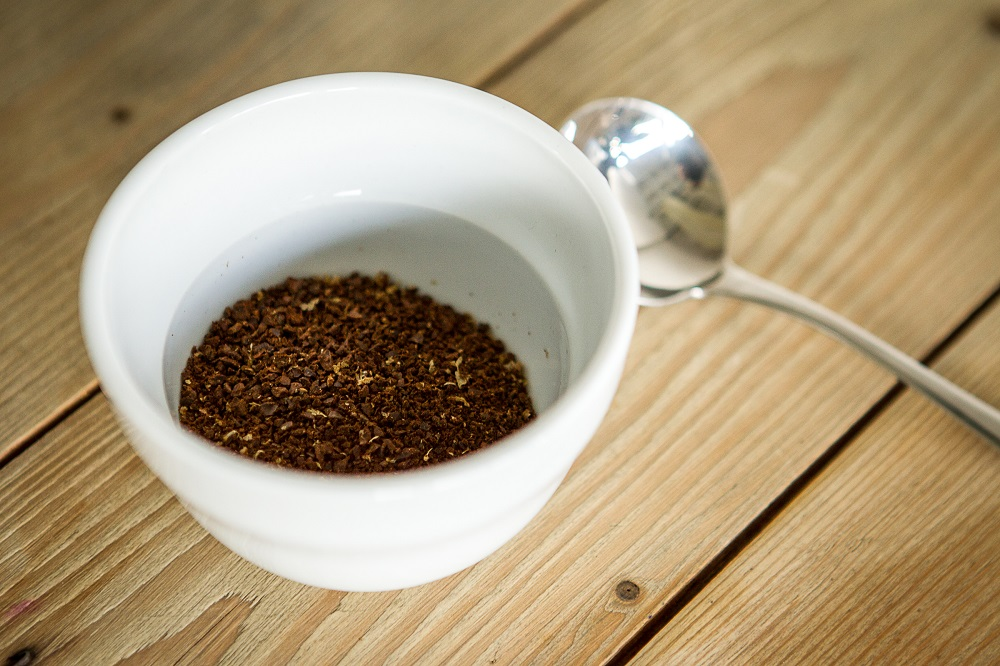 Dry Coffee-Cupping