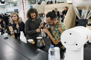 London Coffee Festival Coffee Masters 2018